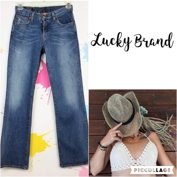 Lucky Brand Denim - LUCKY BRAND Easy Rider Denim Jeans Women's 4/27